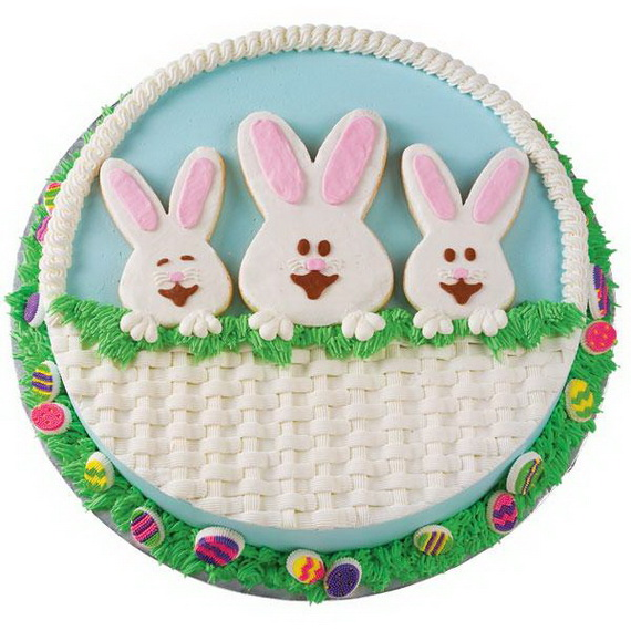 Easter Cake Decor Ideas : Cool Homemade Easter Dessert Ideas