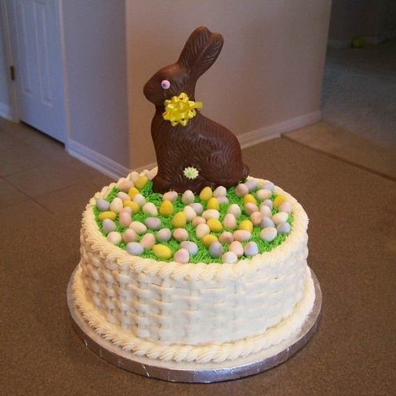 Cute Easter Cakes and Easter Egg Cake | Family Holiday