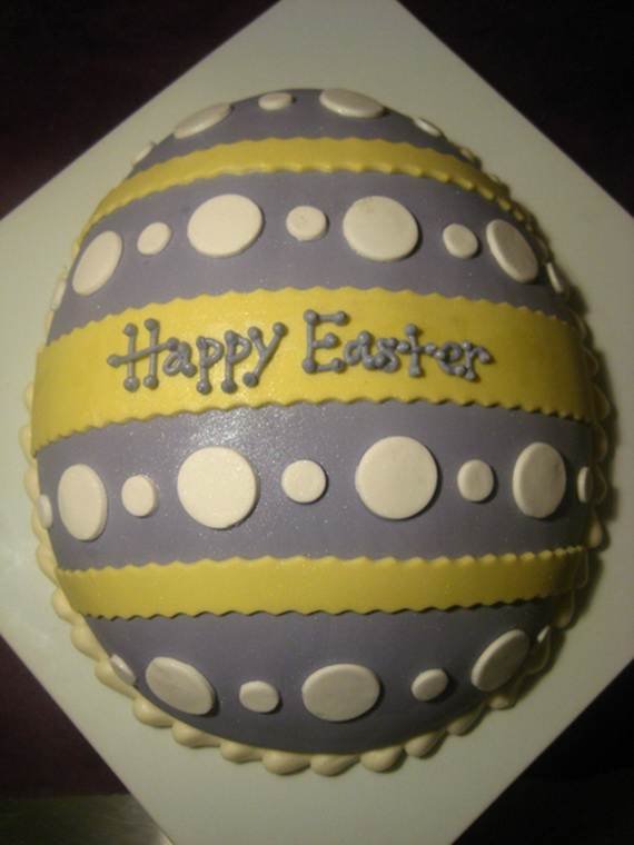 Cute Easter Cakes and Easter Egg Cake - family holiday.net/guide to ...