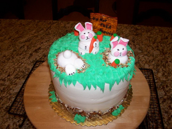 Cake Decorating Ideas For Easter : Easter Bundt Cake Ideas 50182 Easter Cake You Are Looking