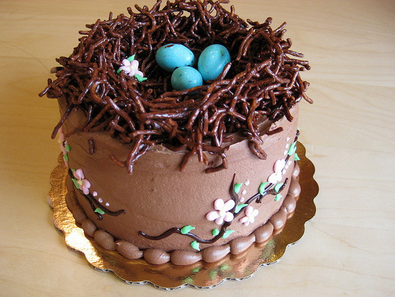 Easter Cake Decor Ideas : Easy Easter Cake Decorating Ideas - family holiday.net ...
