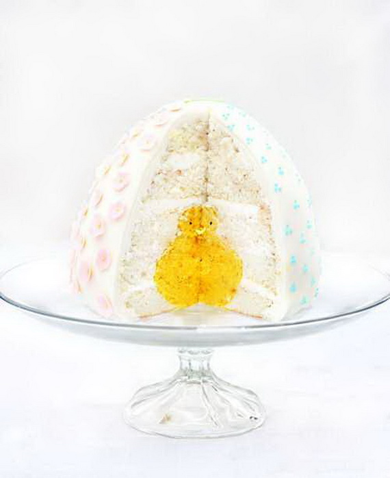 Simple Easter Cake Decorating Ideas : Easy Easter Cake Decorating Ideas - family holiday.net ...