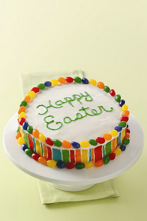 Easy Cake Decoration Pics : Easy Easter Cake Decorating Ideas - family holiday.net ...