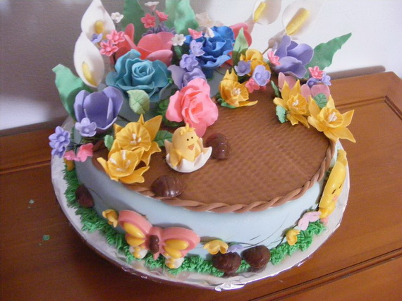 Easy Easter Cake Decorating Ideas family holidaynetguide to