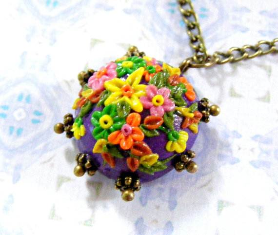 Polymer-Clay-Gifts-for-Mom-on-Mother's-Day_23