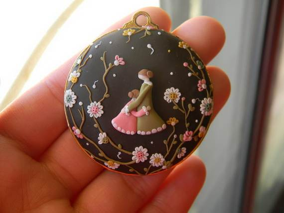Polymer Clay Gifts for Mom on Mother s Day family
