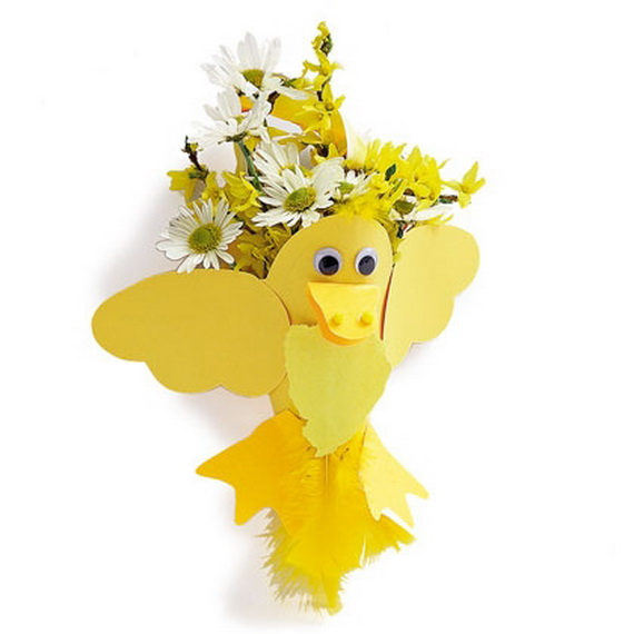 Spring- Craft- Ideas – Easy & Fun -Spring- Crafts- and- Projects_21