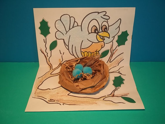 Spring- Craft- Ideas – Easy & Fun -Spring- Crafts- and- Projects_36