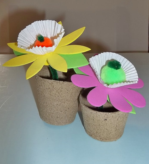 Craft Ideas: Easy & Fun Spring Crafts And Projects