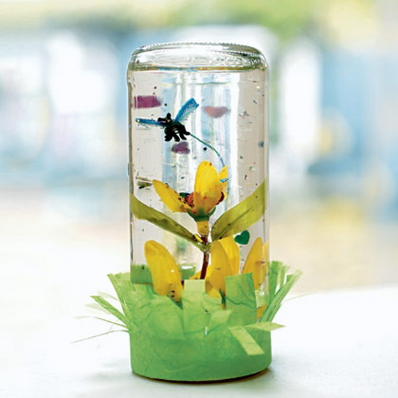 Spring- Craft- Ideas – Easy & Fun -Spring- Crafts- and- Projects_76