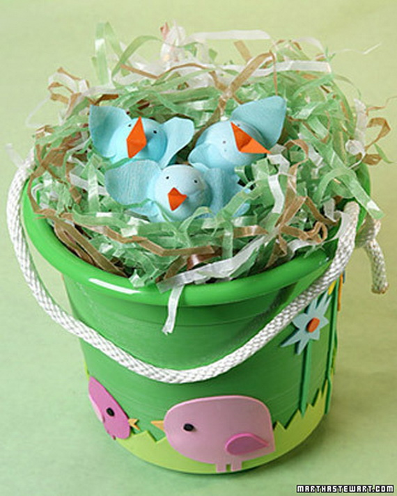 Unique and easy creative easter basket ideas family holiday unique and easy creative easter basket ideas004 negle Image collections