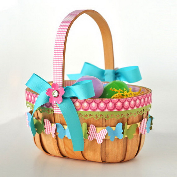 Unique And Easy Creative Easter Basket Ideas Family