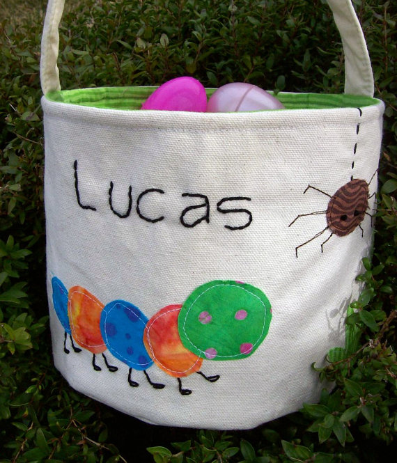 posts personalized handmade toy easter gift basket for kids easter dLhyrlx7