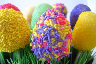 An Adorable Easter Cupcakes