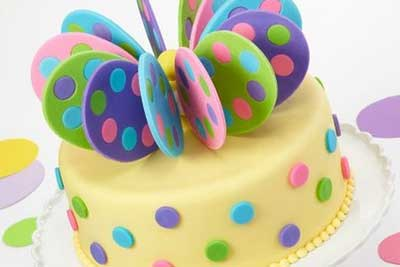 Unique Easter and Spring Cake Design Ideas and Themes