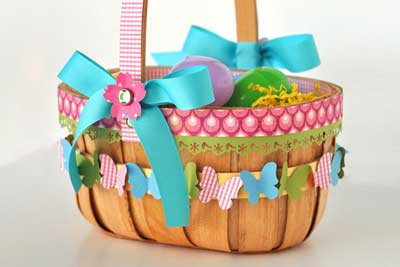 Unique and Easy Creative Easter Basket Ideas