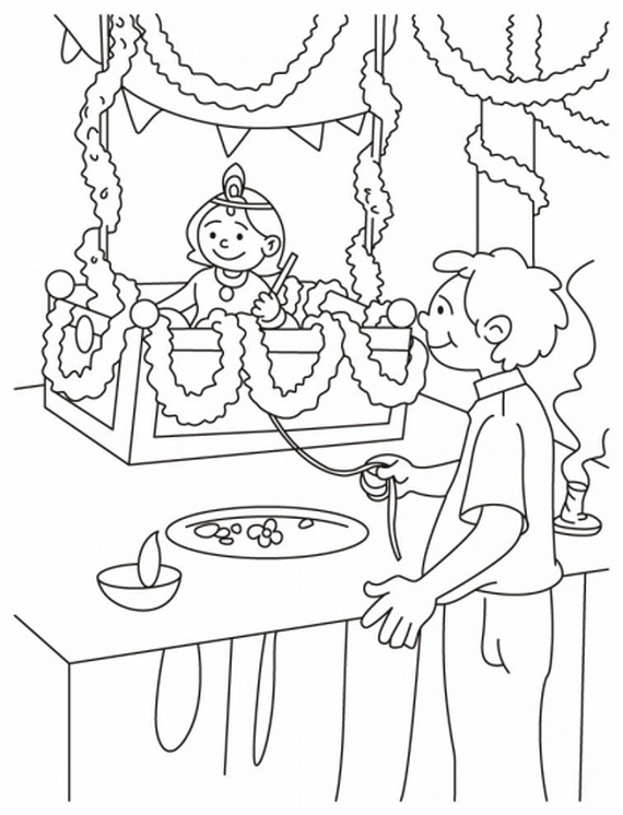 festival coloring pages - photo#14