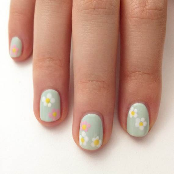 Best- Spring- Nail Manicure- Trends- Ideas For- 2013_02