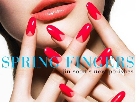 Best- Spring- Nail Manicure- Trends- Ideas For- 2013_03