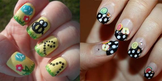Best- Spring- Nail Manicure- Trends- Ideas For- 2013_04