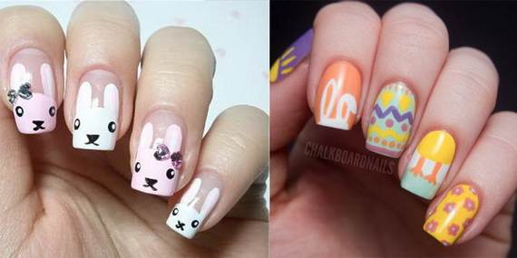 Best- Spring- Nail Manicure- Trends- Ideas For- 2013_05