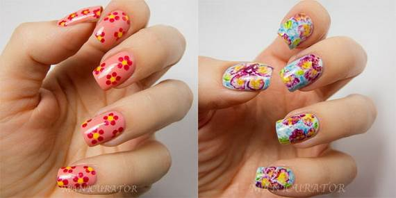 Best- Spring- Nail Manicure- Trends- Ideas For- 2013_06