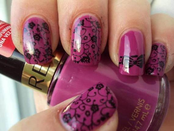 Best- Spring- Nail Manicure- Trends- Ideas For- 2013_09