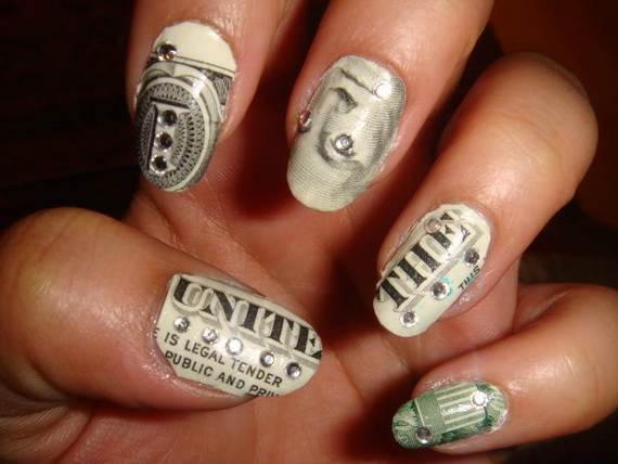Best- Spring- Nail Manicure- Trends- Ideas For- 2013_11
