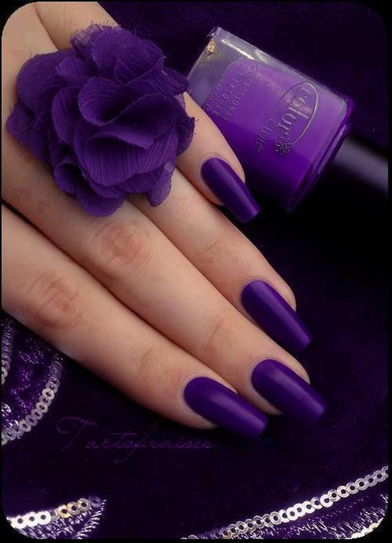Best- Spring- Nail Manicure- Trends- Ideas For- 2013_14