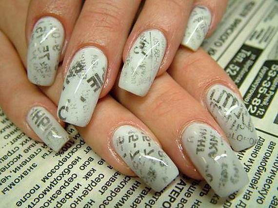 Best- Spring- Nail Manicure- Trends- Ideas For- 2013_23