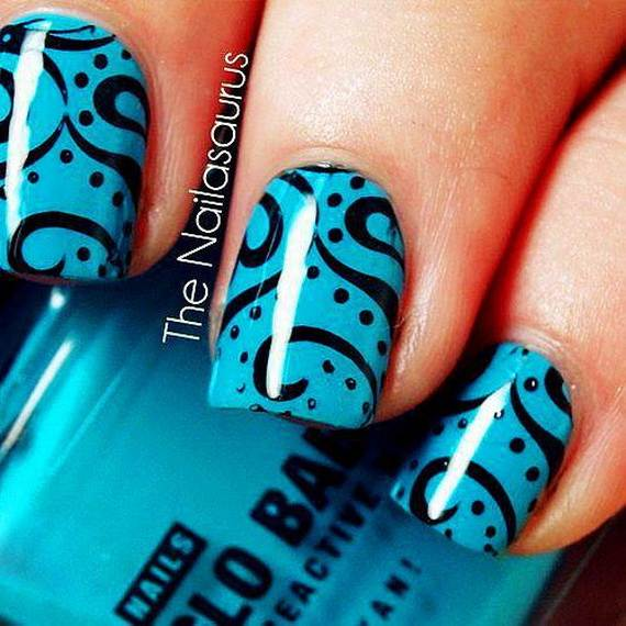 Best- Spring- Nail Manicure- Trends- Ideas For- 2013_26