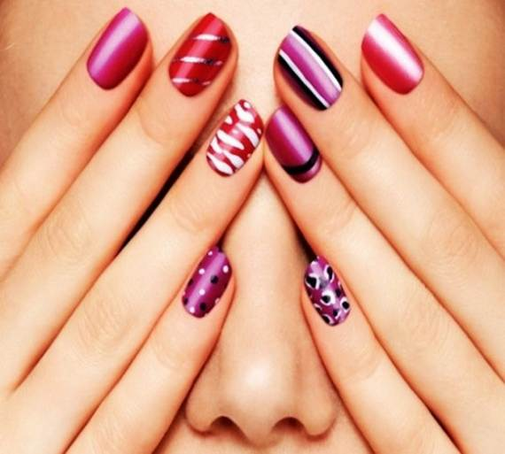 Best- Spring- Nail Manicure- Trends- Ideas For- 2013_28