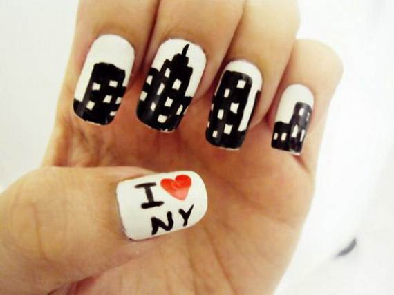 Best- Spring- Nail Manicure- Trends- Ideas For- 2013_31