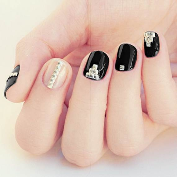 Best- Spring- Nail Manicure- Trends- Ideas For- 2013_32