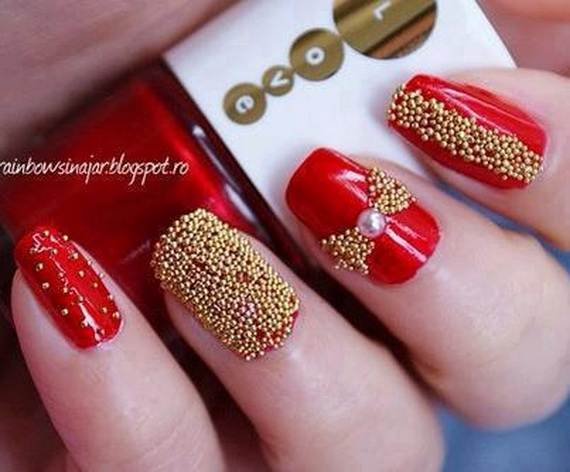 Best- Spring- Nail Manicure- Trends- Ideas For- 2013_37