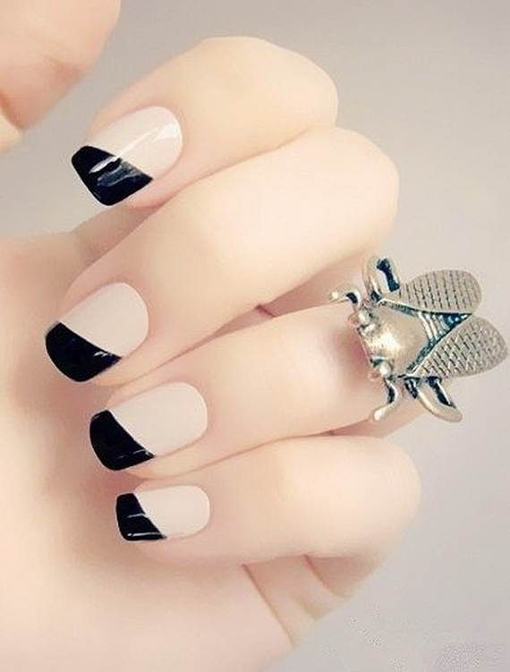 Best- Spring- Nail Manicure- Trends- Ideas For- 2013_47
