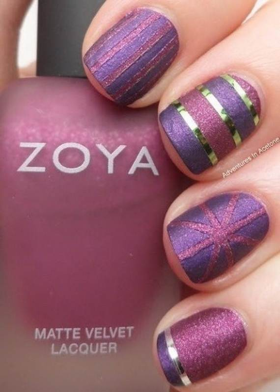 Best- Spring- Nail Manicure- Trends- Ideas For- 2013_48