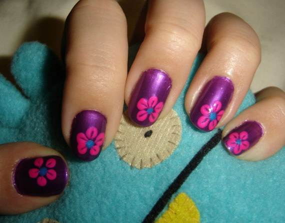 Best- Spring- Nail Manicure- Trends- Ideas For- 2013_50