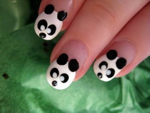 Best- Spring- Nail Manicure- Trends- Ideas For- 2013_53