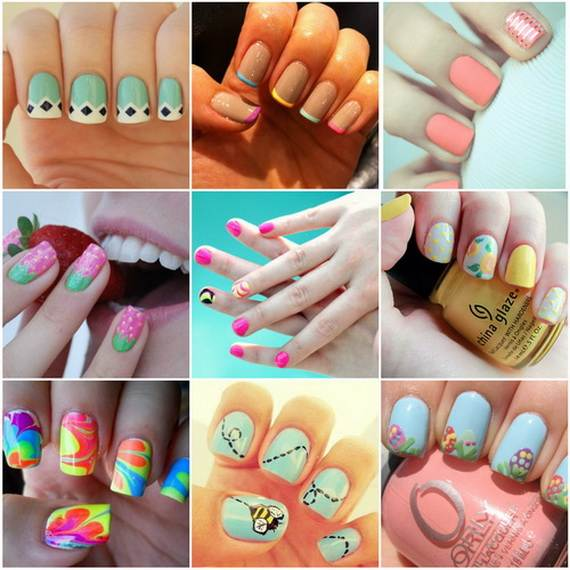 Best- Spring- Nail Manicure- Trends- Ideas For- 2013_54