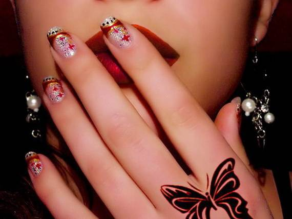 Best- Spring- Nail Manicure- Trends- Ideas For- 2013_55