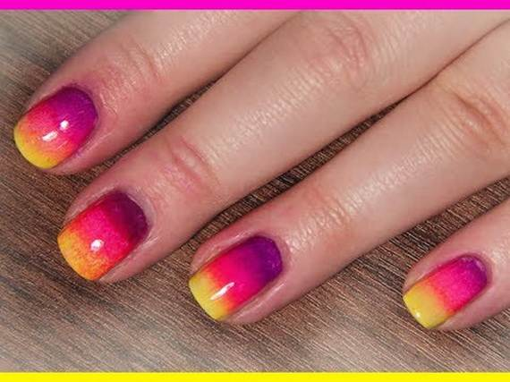 Best- Spring- Nail Manicure- Trends- Ideas For- 2013_56