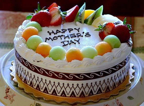 Cake Decorating Ideas For Mother S Day : Cake Decorating Ideas for a Mom s Day Cake - family ...