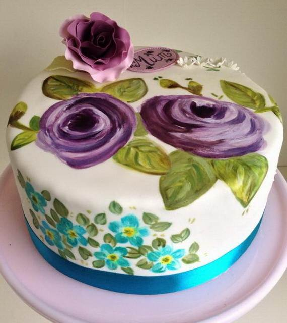 Cake Decorating Experience Day : Cake Decorating Ideas for a Mom s Day Cake - family ...