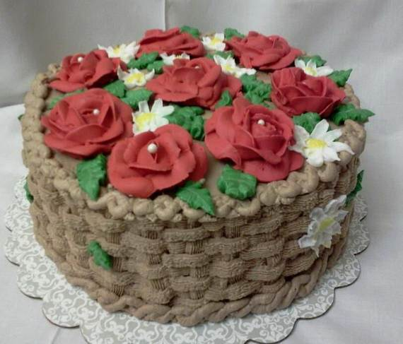 Cake Design For Moms : Cake Decorating Ideas for a Mom s Day Cake - family ...