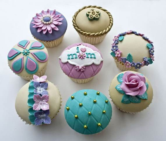 Celebrate Mothers Day With Decorating Ideas Of Cakes