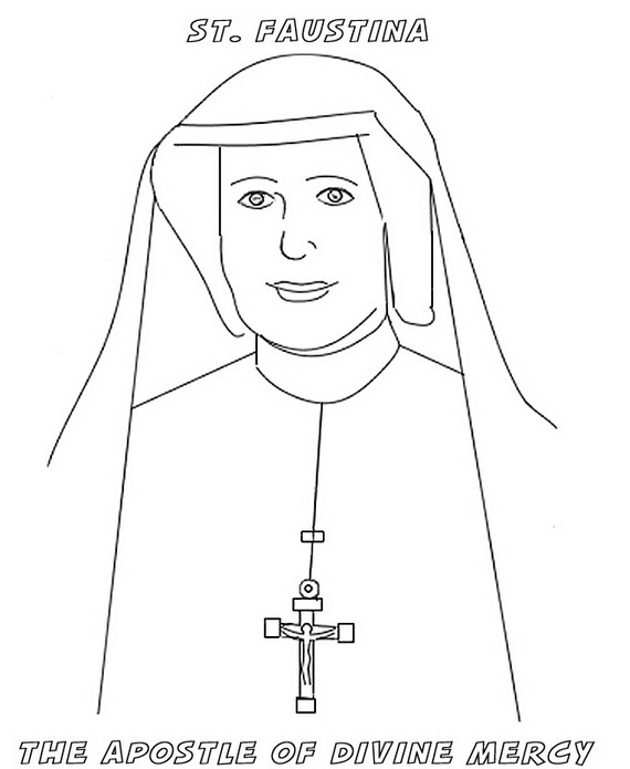 Catholic Thanksgiving Coloring Pages