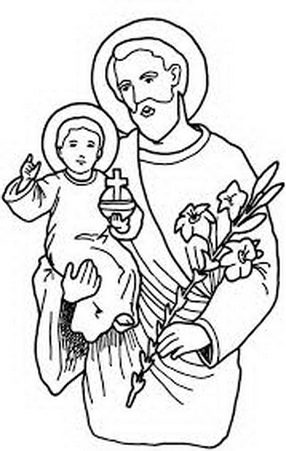 divine mercy coloring page_22