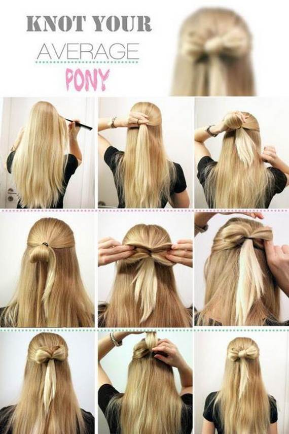 Fabulous Easy To Do Hairstyles For Mothers Day Family Holiday