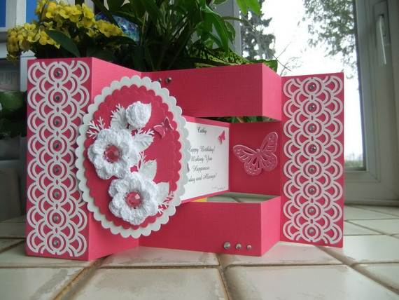 Handmade Mothers Day And Birthday Card Ideas - family ...
